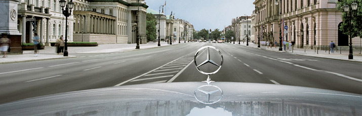 Mercedes-Benz Diplomatic sales